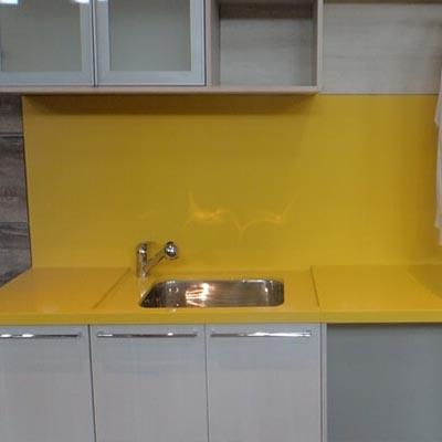 Tanque Quartzo Amarelo Clean