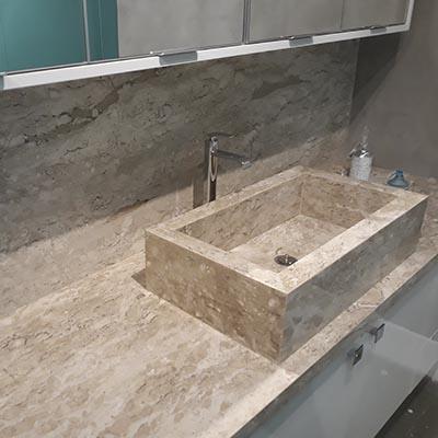 Lavatório de Pedra