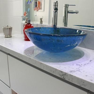 Pia de Banheiro em Mármore